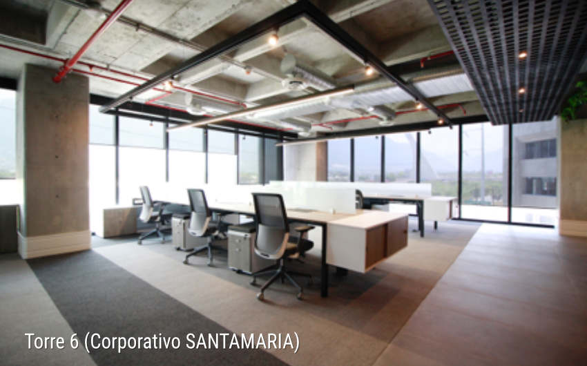 Torre 6 - Corporativo SANTAMARIA
